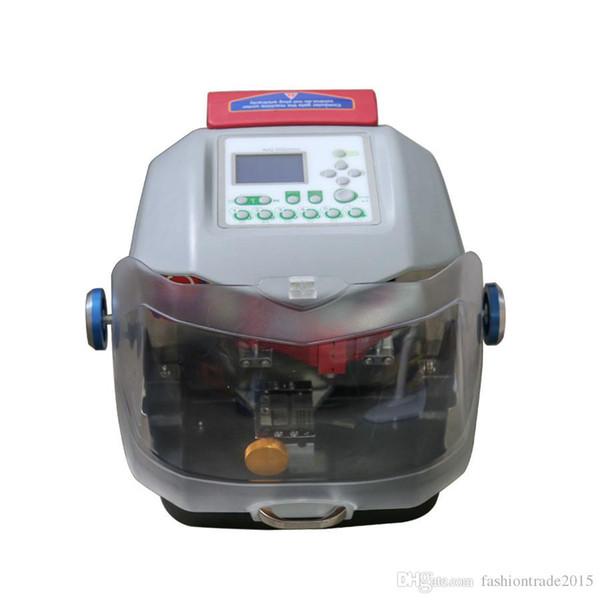 Original Automatische Muilt Language V8 / X6 Schlüsselfräsmaschine mit Staubschutzhülle