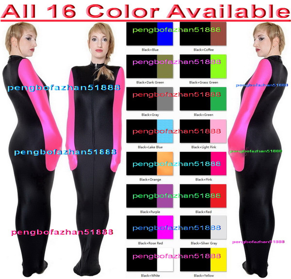 Sexy Mummy Suit Sleeping Bag New 16 Color Lycra Spandex Mummy Suit Costumes With internal Arm Sleeves Unisex Sleeping Bag Mummy Outfit P163