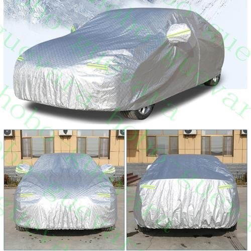 best selling 1pcs For Ford Mustang 2015-17 Car Auto Whole Cover Cloth Sun Rain Protection Frame Trim diy