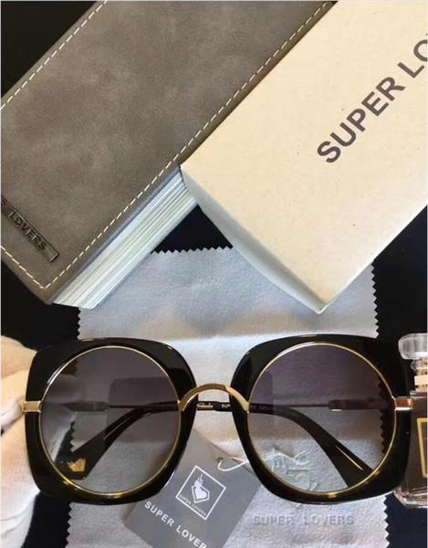 Super Lovers SL 039 Haute Qualité Marque Designer Lunettes