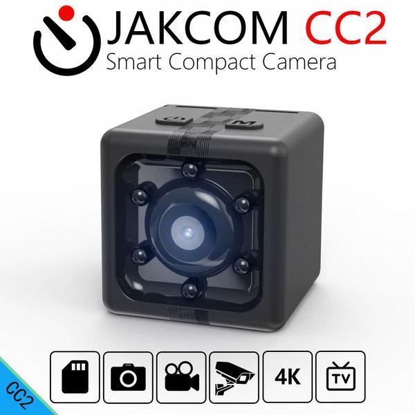 JAKCOM CC2 Fotocamera compatta Vendita calda in mini videocamere come luce video a LED spion 360