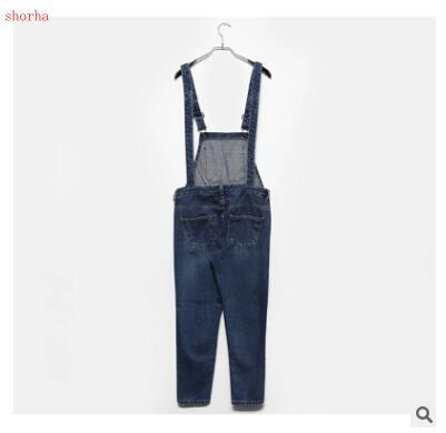 23c9c99c3ce0b 2XL Plus Size Elastic Waist 100% Cotton Maternity Jeans Pants For Pregnancy  Clothes For Pregnant Women Legging Autumn Winter