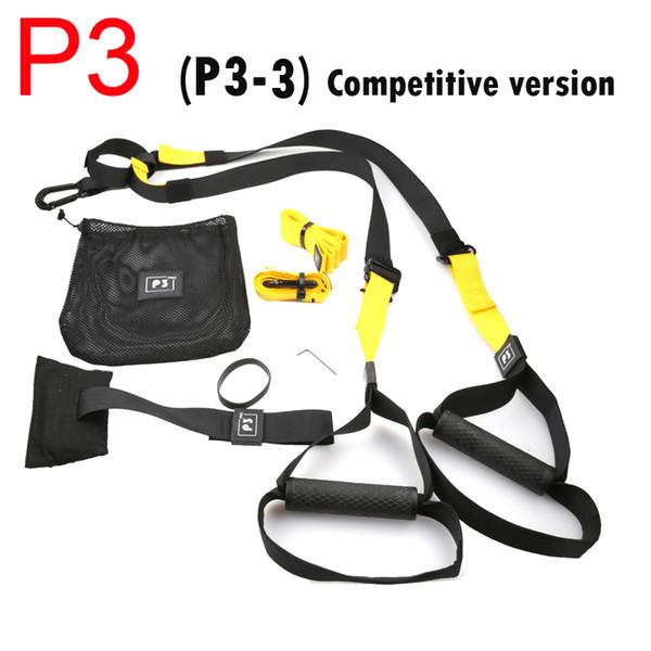 top popular HOT Sale Resistance Bands crossfit Equipment Strength Hanging Training Strap Fitness Exerciser Workout Suspension Trainer Belt 2021
