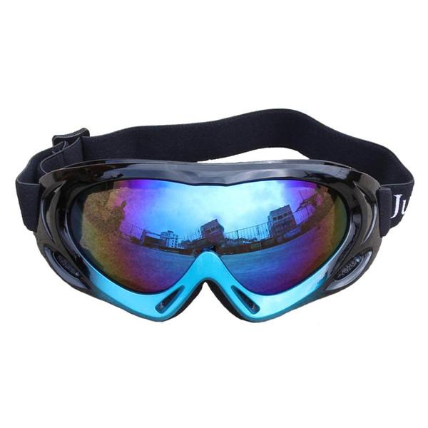 Outdoor Ski Goggles Winter Windproof Dustproof Glasses Anti-Fog And Anti-UV Adjustable Riding Glasses