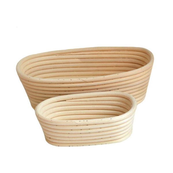 2019 Baguette Bread Baskets Dough Banneton Brotform Proofing Proving Oblong  Shape Rattan Basket Kitchen Baking Tools High Quality 31xh5 CB From Sd002,  ...