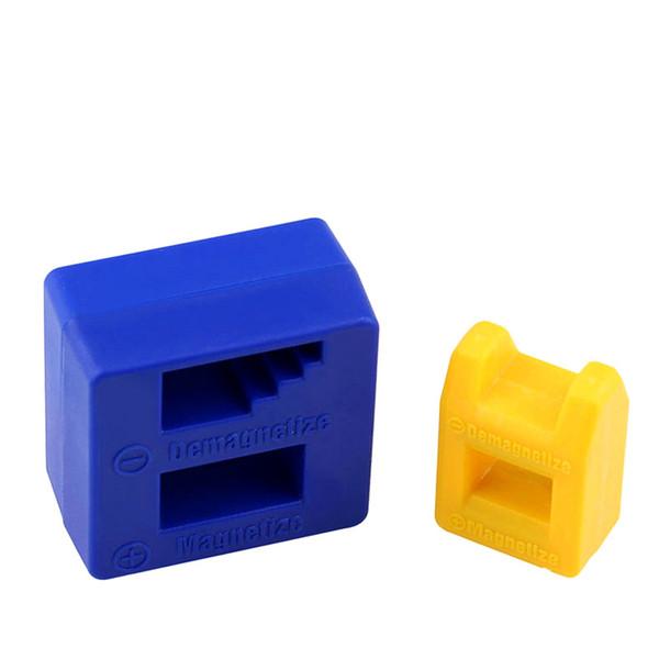 Magnétiseur Démagnétiseur Outil Magnétique pour Tournevis Embout Vis Bits PICK UP A8D