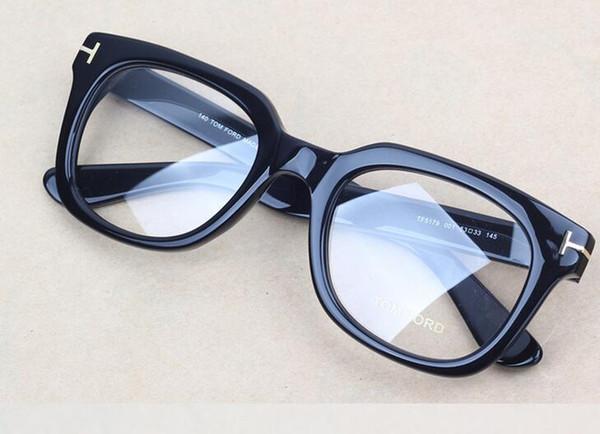 300e18a974e TF5179 oval frame plate glasses frames men and women flat myopia optical  frames wholesale generation