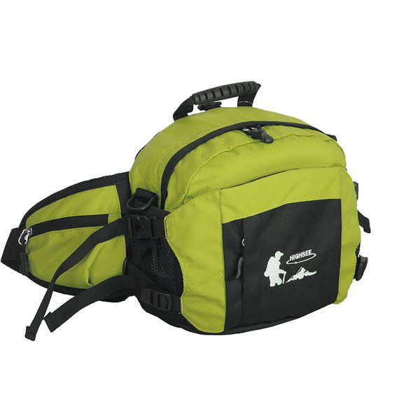 Unisex Outdoor Travel Fishing Climbing Hiking Mountaineer Cycling Multifunction Chest Pack Waist Bags