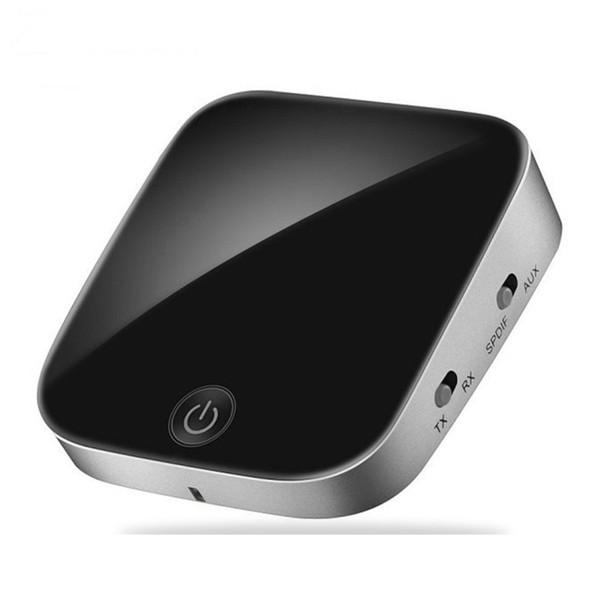 Bluetooth Sender Empfänger Wireless Audio Adapter mit Optischen Toslink / SPDIF / 3,5mm Stereo Ausgang Unterstützung SBC RX ACC
