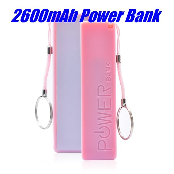 Factory Wholesale Mobile charger power bank Mini USB Portable Charger backup battery charger For iPhone X 8 Plus HTC samsung S8 Plus