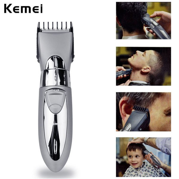 Professional Electric Hair Clipper Razor Child Baby Men Electric Shaver Hair Trimmer Cutting Machine Haircut Barber Tool hot 30