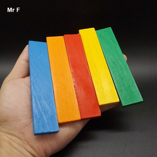 Fun 100 pcs Extra Longer Colorful Block Stacking Wood Tumble Tower Games Educational Early Learning Toys Kids Gifts
