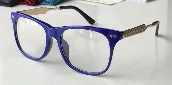 Men Sunglasses Beige Gold Brown Lens Sonnenbrille Luxury Designer Sunglasses glasses with box NUMCL180802-14