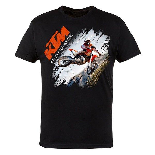 Hot! Motocross T-Shirt for racing MX Bike/ATV/MX Mens Motocross MTB DH MX Motor T-shirt Short Sleeve T-Shirts