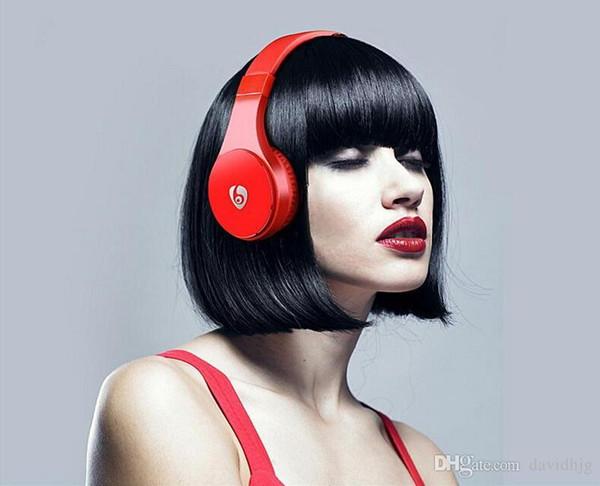 S55 беспроводные наушники складной Bluetooth игровая гарнитура стерео музыка с микрофоном TF карта оголовье наушники розничная коробка лучше Bluedio Маршалл