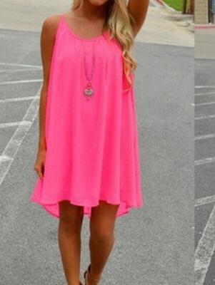 Fluoreszierendes Rosy