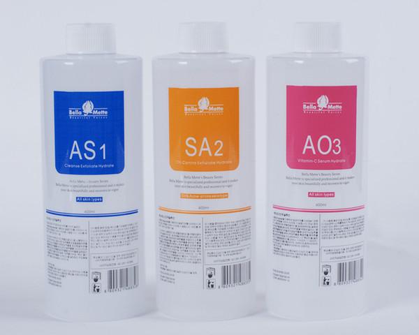 top popular HOT SALE !!! Aqua Peel Concentrated Solution 400 ML Per Bottle   Aqua Clean Solution   Hot Sale Aqua Facial Serum Hydra Facial Serum CE 2020