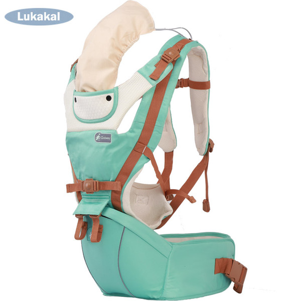 New Design HipSeat Baby Carrier BackPack 1M 6M 12M 36M Face to Face Infant Sling Cotton Wrap For NewBorn Children Baby Kangroo