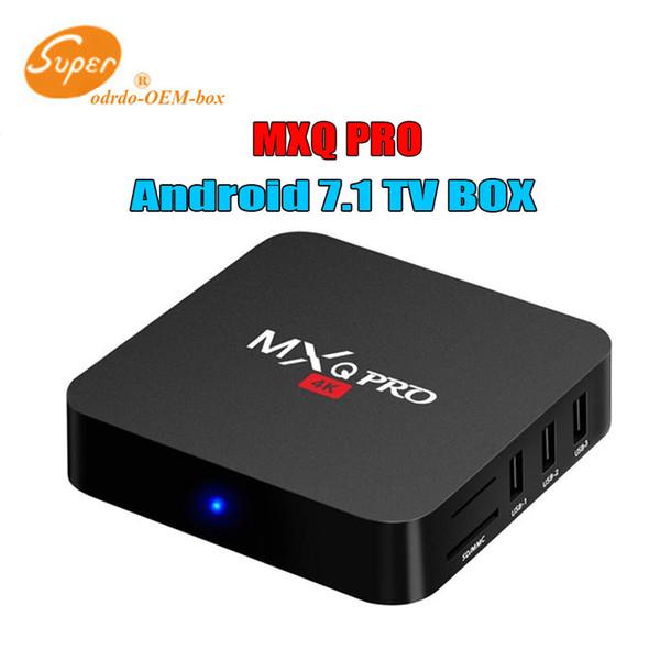 Фабрика OEM и ODM RK3229 противоударный Pro с разрешением 4K Android смарт-ящики конечной Андроида HD 7.1 смарт-телевизор коробка четырехъядерный скобяными 1г 8г 2.0 ГГц для IPTV
