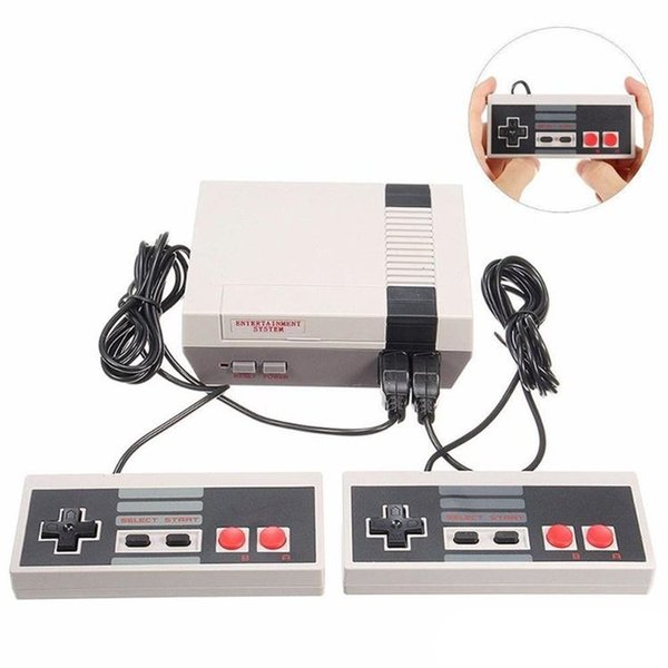 9ae9406f6313 Newest Arrival Mini TV Video Handheld Game Console 620 Games 8 Bit Entertainment  System For Nes Classic Games Nostalgic Host Cradle