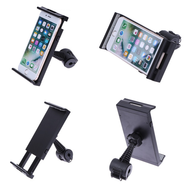 Universal 360 Degree Rotating Car Back Seat Headrest Mount Holder Stand for Phone Tablet PC iPad