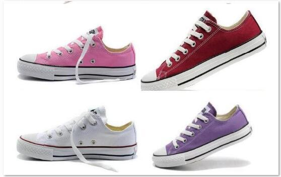 All Size 35-44 Factory Price canvas shoes Men And Women,High Low Top Style Classic Canvas Shoes Sneakers