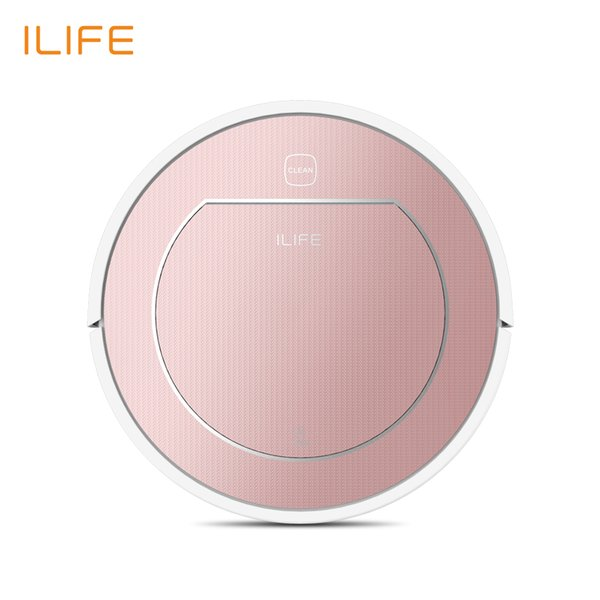 Ilife V7s Pro Robot Vacuum Cleaner With Self -Charge Wet Mopping For Wood Floor