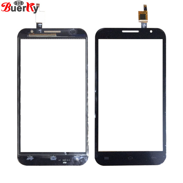 5pcs Touch screen for BLU Neo 5.5 N030 Touch panel Glass sensor Digitizer Replacement with free shipping