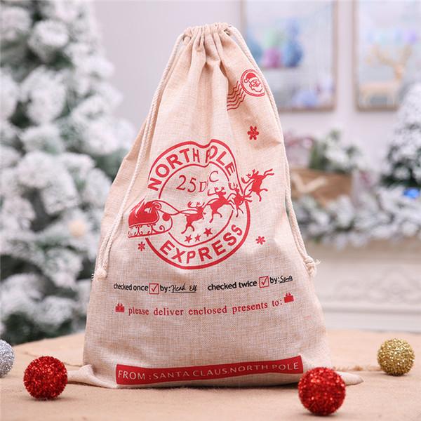 Personalized Christmas Gifts.Large Christmas Sack Personalised Santa Sack Christmas Name Bag Personalized Christmas Santa Gift Bag Reindeer Bag Stocking Bag Hottest Christmas