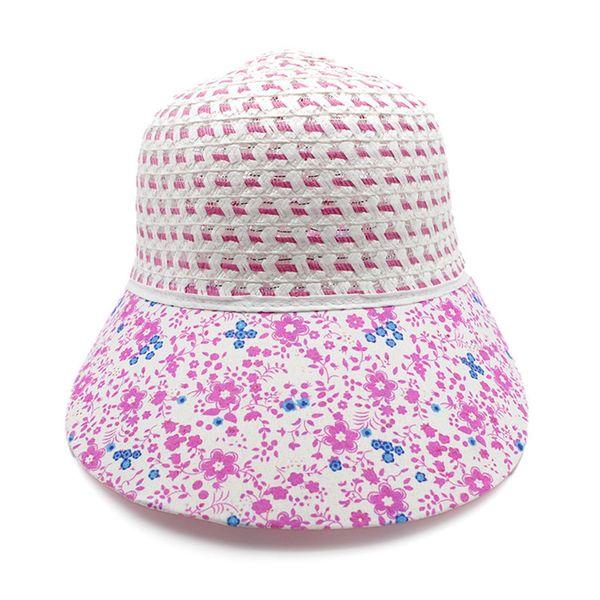 1pcs Women Summer beach Hats Pearl Packable Sun Visor Hat with Big Heads Wide Brim Beach Bat UV Protection Female Cap