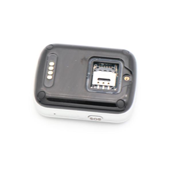 Venta al por mayor a prueba de agua Mini Rastreador GPS Portátil A21 GSM GPRS GPS Dispositivo de Seguimiento Anti-Perdido para Niños / Ancianos Mascotas SOS posicionador