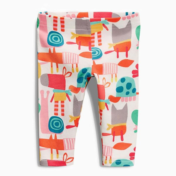 Autumn Spring New Arrivals pink girls Leggings 2 3 4 5 6yrs Stockings Pants Stretch Tights Women Bootcut Stretchy Pants kids clothing