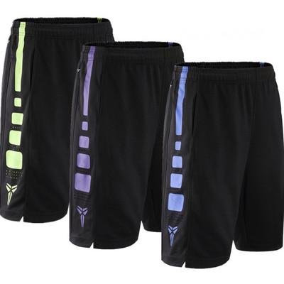top popular 2018 new Basketball Shorts elite basketball pants, shorts, summer five points, trousers and men's knee pants. 2019