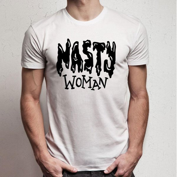 ddb4789c4 ... T-Shirts ;. Nasty-Woman-Acid-Font -Style-Political-Election-2016_10ebc49e-