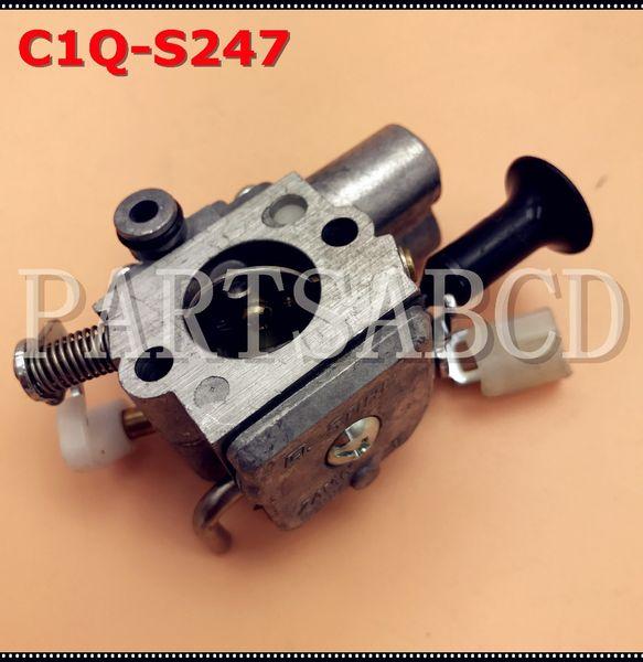 top popular Zama OEM Carburetor For STIHL MS271 MS271C MS291 MS291C Chainsaw 11411200615 2019