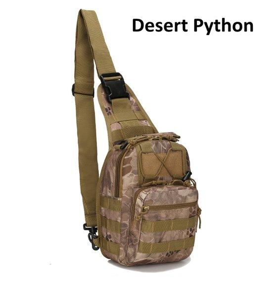 Desert Python