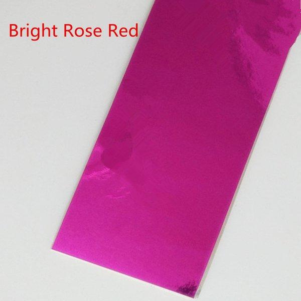 Cor: rosa vermelha brilhante