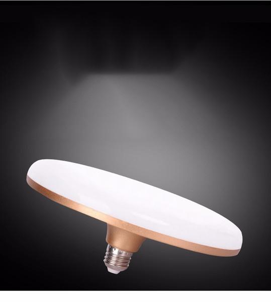 Pino de calor Constante Bulbo Voador de Corrente Voadora Vulgar Tycoon Ouro UFO Lâmpada de poupança de energia Lâmpada bulbo LED de alta potência LED Pires