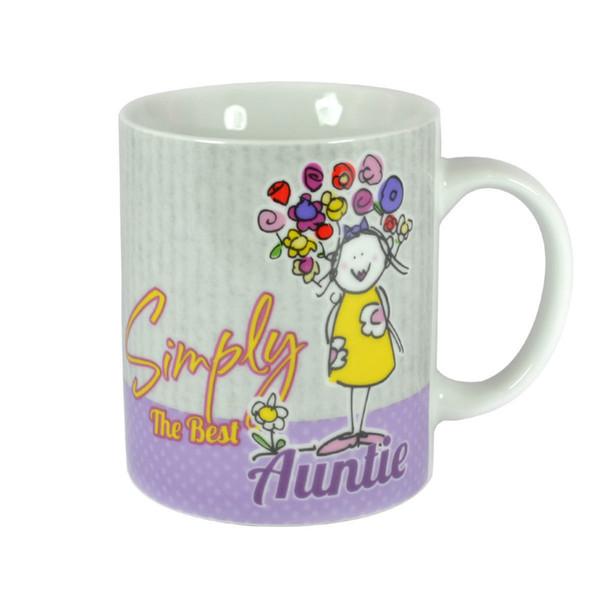 Großhandel Einfach Die Beste Tante Tasse In Einer Geschenkbox Weihnachtsgeburtstags Geschenk Idee Von Lgqin 151 Auf Dedhgatecom Dhgate