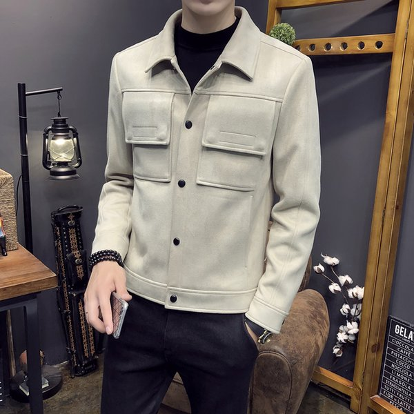 Herbst Winter Neue Jacke Männer Slim Fit Mode Dicke Warme Aviator Bomber Mantel Mann Retro Casual Streetwear Männliche Kleidung Outwear