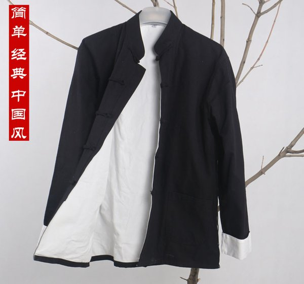 traditional chinese clothing kung fu tang suit male casual oriental mens tai chi suits for men uniforms tang zhuang jacket