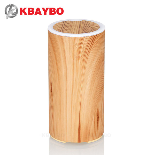 50ML USB Aromatherapy Essential Oil Diffuser Car Portable Mini Ultrasonic Cool Mist Aroma Air Humidifier For Home office