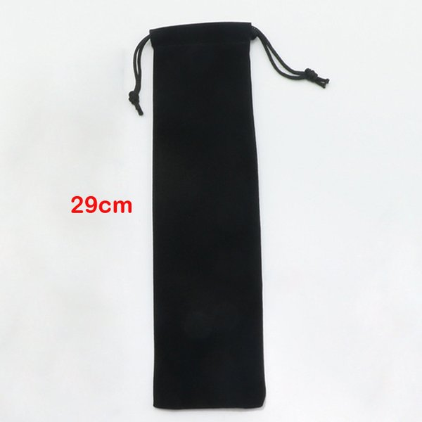29cm Black Bag