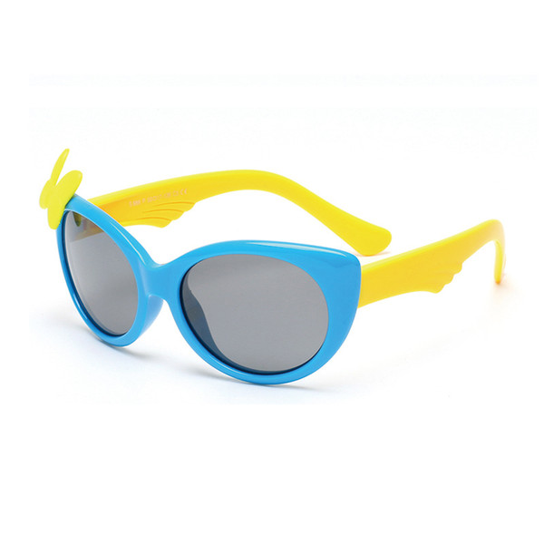blauer Rahmen + gelb