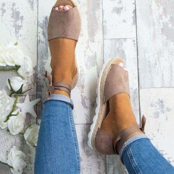 Hot ! Flats Sandals Summer Women Sandals Fashion Casual Shoes For Woman European Rome Style Sandale Femme Plus Size 34-44