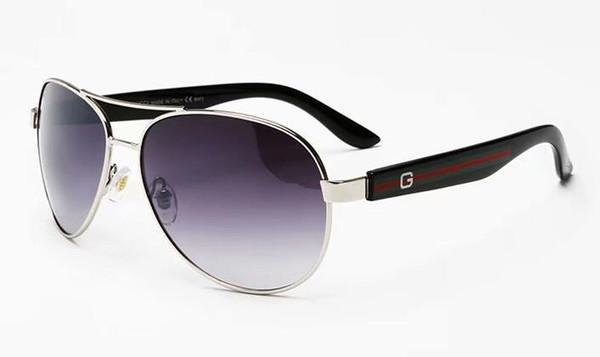 best selling High quality Polarized lens pilot Fashion Sunglasses For Men and Women Brand designer Vintage Sport Sun glasses 5603