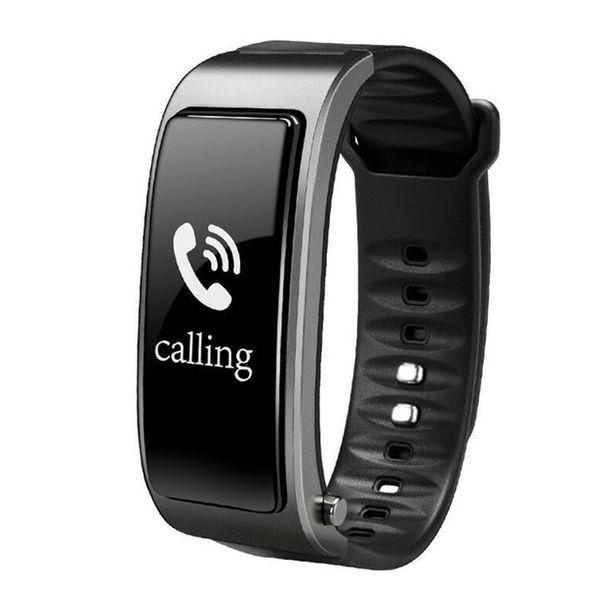 NEU für iPhone Samsung Smartphones Y3 Smart Watch Armband 2 in 1 Bluetooth Kopfhörer Headset Pulsmesser