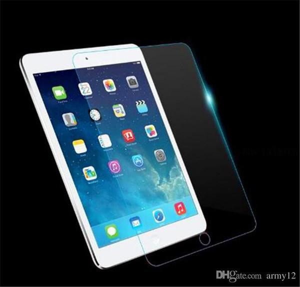 Tempered Glass 0.3MM Screen Protector for Ipad Pro 2 3 4 Air/Air 2 Mini/Mini 2/Mini 3/Mini 4 2017