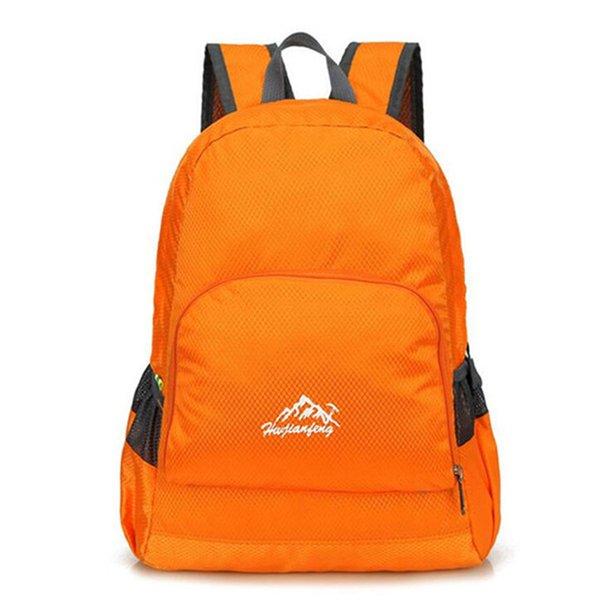 Ultralight Backpack Diaper Backpacks High Quality Durable Nylon knapsack Bags For Women Men Travel Package Bag As thin as skin