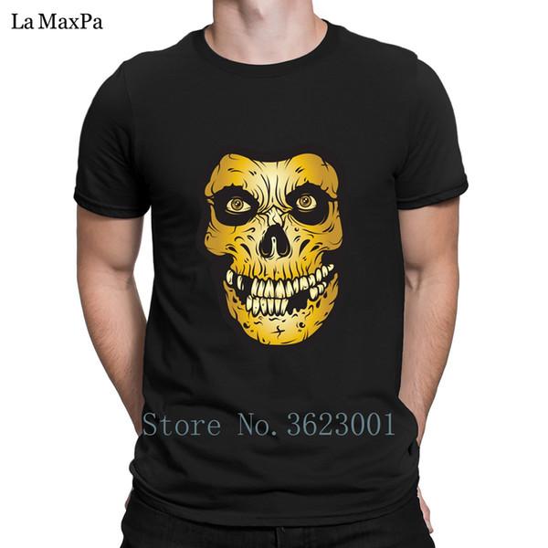 Personalizado Funny Men's Shirt Misfit Camiseta para Hombres Original Camiseta Hombre Slogan Camiseta Euro Size Top Quality